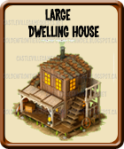 Golden Frontier Large Dwelling House