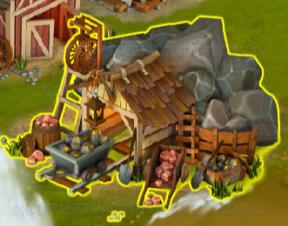 Golden Frontier Mine