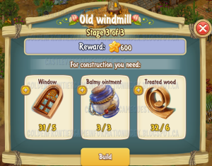 Golden Frontier Old Windmill Stage 3