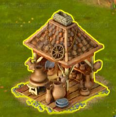 Golden Frontier Pottery