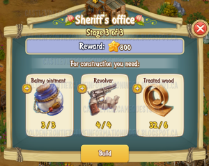 Golden Frontier Sheriff's Office Stage 3