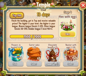 Golden Frontier Temple Stage 4