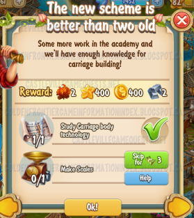 Golden Frontier The New Scheme is Better Than Two old