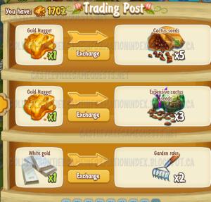Golden Frontier Trading Post