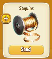 New Free Gift (sequins)