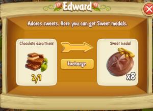 Edward Chocolate Assortment