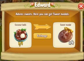 Edward Coconut Balls