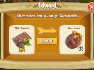 Edward Milk Chocolate