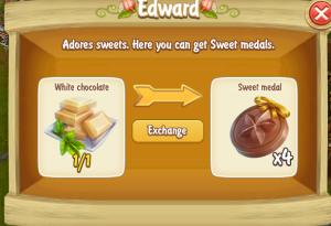 Edward White Chocolate