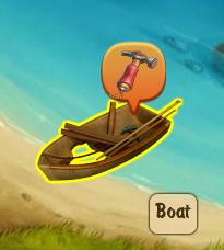 Golden Frontier Boat