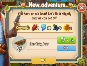 Golden Frontier New Adventure Quest