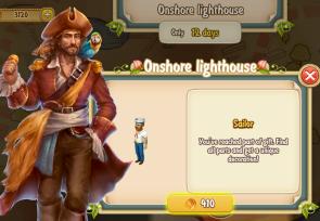 Golden Frontier Sailor Piece
