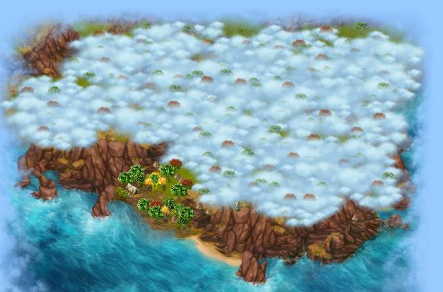 Lost Pyramid Map