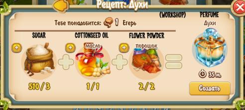 Perfume (workshop)