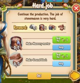 Golden Frontier Hard Job Quest