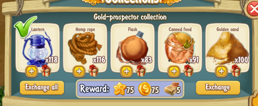 Gold Prospector Collection