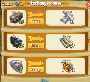 Golden Frontier Exchange House Page 1