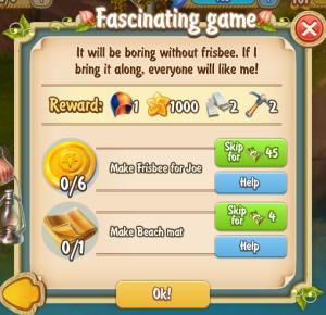 Golden Frontier Fascinating Game Quest