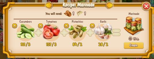 Golden Frontier Marinade Recipe (eatery)
