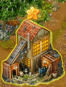 Golden Frontier Ore Refinery