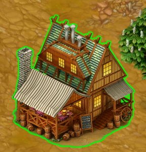 Golden Frontier Saloon