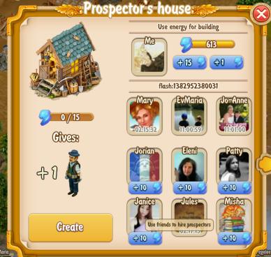 Prospector's House
