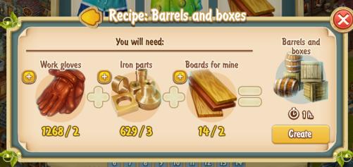 golden-frontier-barrels-and-boxes-recipe-workshop