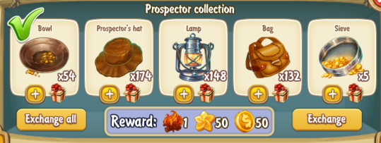 prospector-collection