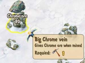 chrome-ore