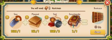 golden-frontier-bookcase-recipe-workshop
