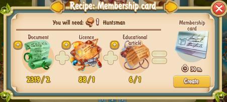 golden-frontier-membership-card-recipe-printing-press