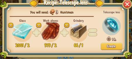 golden-frontier-telescope-lens-recipe-laboratory
