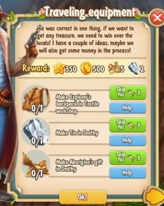 golden-frontier-travelling-equipment-quest