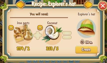 golden-frontier-explorers-hat-recipe-workshop