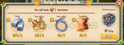 golden-frontier-reinforcements-recipe-smithy