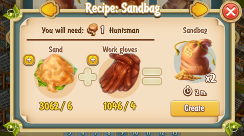 golden-frontier-sandbag-recipe-workshop