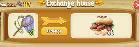 peanuts-in-exchange-house