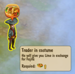 trader-in-costume