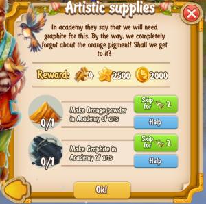 golden-frontier-artistic-supplies-quest
