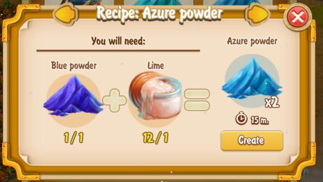 golden-frontier-azure-powder-recipe
