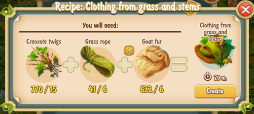 golden-frontier-clothing-from-grass-and-stems-recipe-textile-shop
