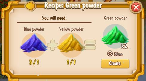 golden-frontier-green-powder-recipe
