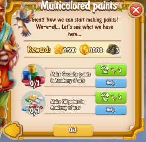 golden-frontier-multicolored-paints-quest