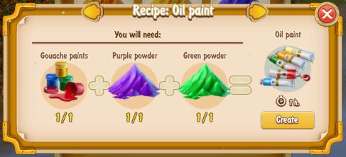 golden-frontier-oil-paint-recipe