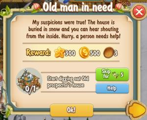 golden-frontier-old-man-in-need-quest