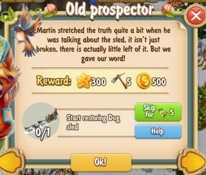 golden-frontier-old-prospector-quest
