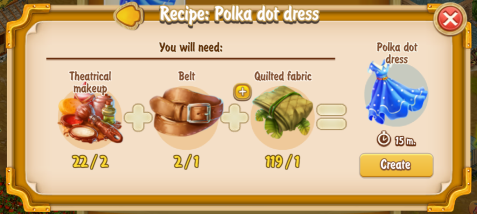 golden-frontier-polka-dot-dress-recipe