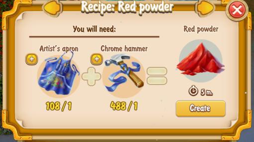 golden-frontier-red-powder-recipe