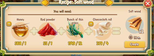 golden-frontier-soft-wood-x2-recipe