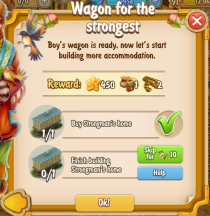 golden-frontier-wagon-for-the-strongest-quest